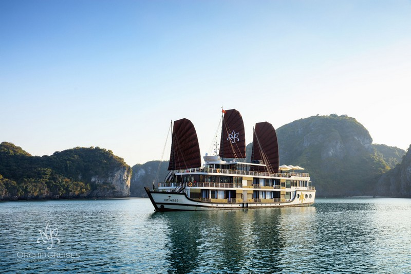 5 STARS ORCHID LUXURY CRUISE