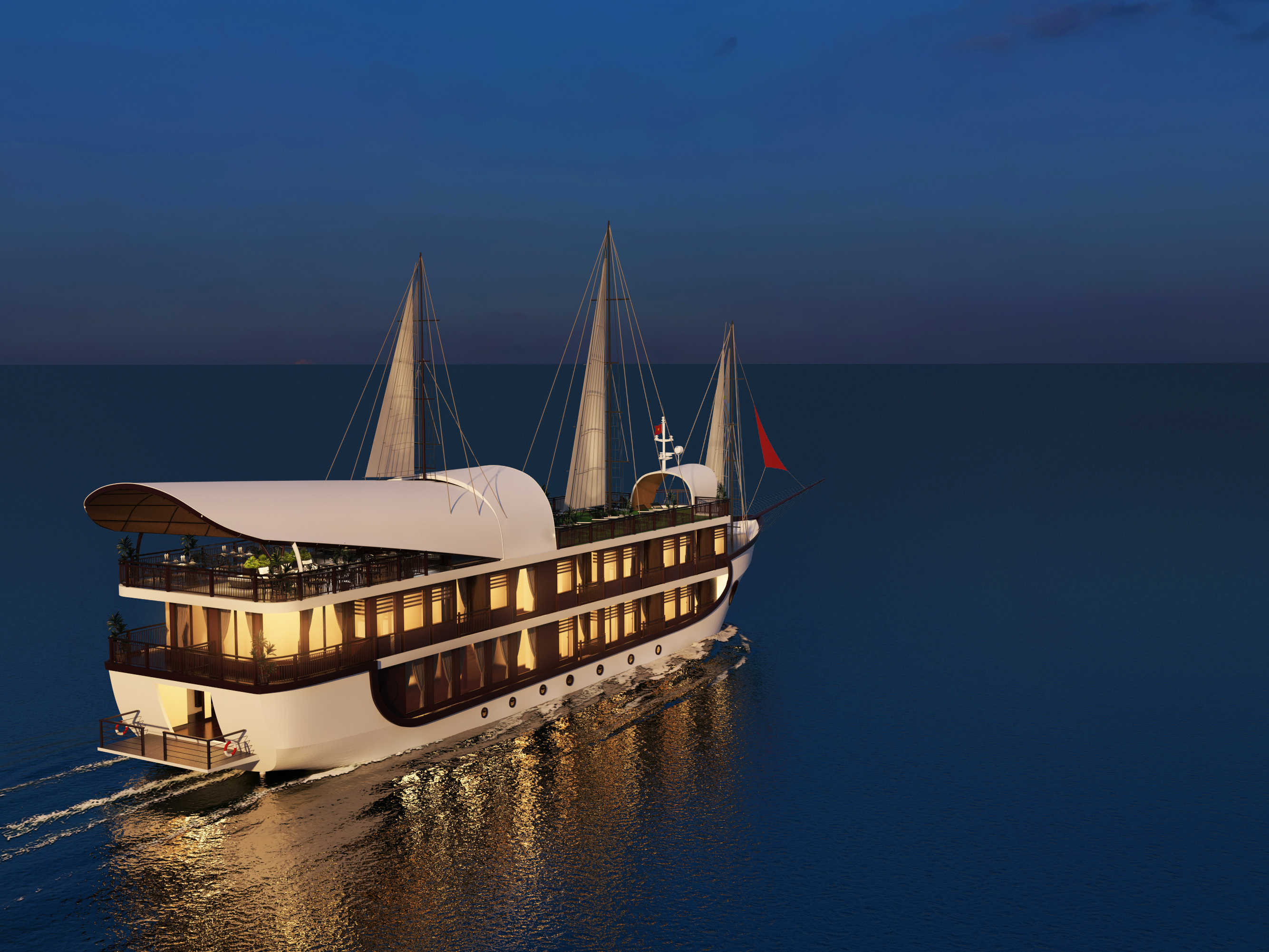 SENA CRUISE_ LUXURY BOUTIQUE 5 STARS